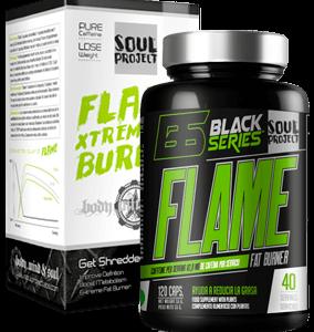 Soul Project Flame Xtreme Fat Burner 120 Cápsulas