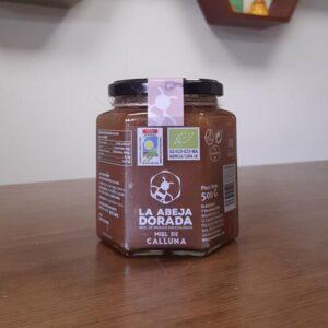 Miel de Calluna – La Abeja Dorada  500g