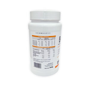 Isotónico BeeHi 750 gramos con vitaminas sabor Miel y Naranja