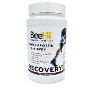 Recovery BeeHi 750 gramos sabor Miel y Chocolate