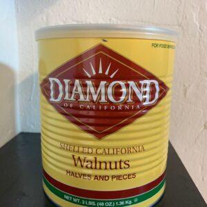 Nueces Diamond of California 1,36 kg