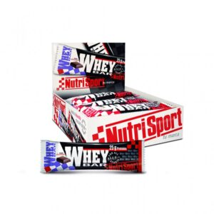 Whey Bar NutriSport Chocolate 12 bars