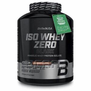 Iso Whey Zero BLACK 2270g