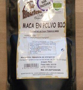 Maca en Polvo Bio 200 g