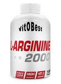 L-Arginine 2000 180 Triplecaps