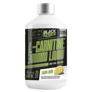 L-Carnitine Liquid 3000 mg Sabor Limón 0,5L