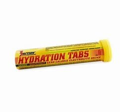 Hydration Tabs Lemon 3-Action