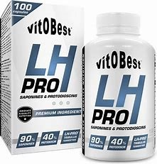 LH Pro 100 Vegecaps