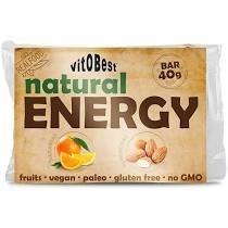 Barritas Natural Energy 20 bars