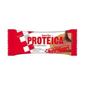 Barritas Proteicas NutriSport Galleta