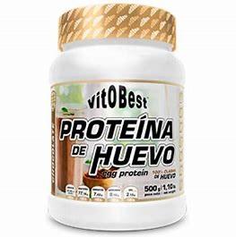Proteína de Huevo Vitobest 500g