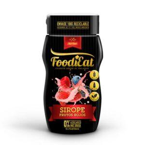 Sirope FoodiEat 0% Azúcares
