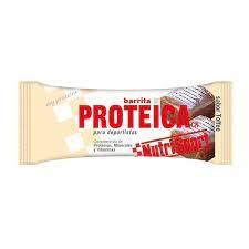 Barritas Proteicas NutriSport Toffe