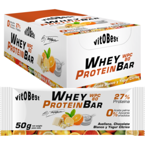Whey Protein 20 bars