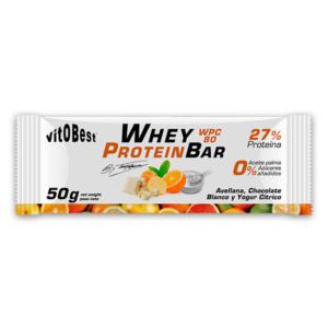 Whey Protein Bar  50gr