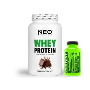 Pack Neo Whey Protein 1Kg+Neotest 120 caps