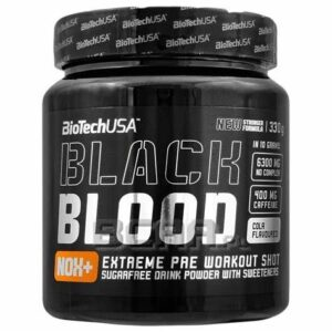 Black Blood Nox+330gr
