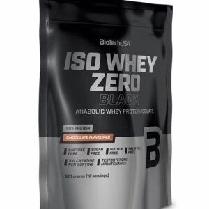 Iso Whey Zero Black 0,5 Kg